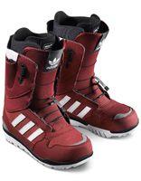 Сноубордические ботинки Adidas ZX 500 burgundy