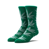 Носки HUF Glow in the Dark Plantlife Socks green