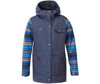 Женская куртка DC Falcon dress blues -30%