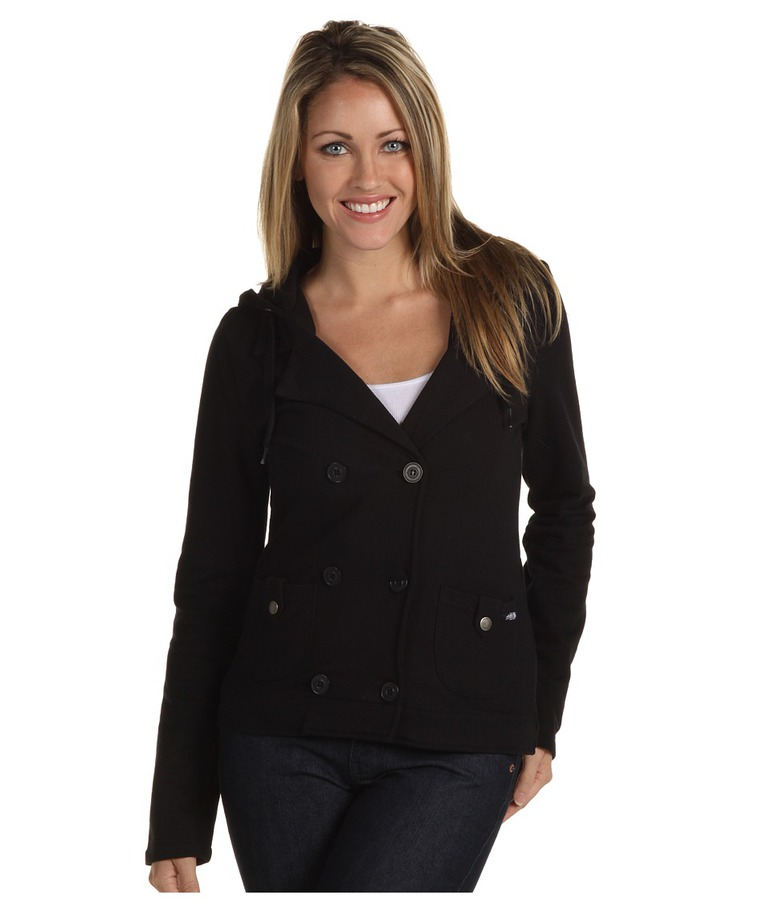 Женская куртка Volcom Hi Jack Fleece Blazer -50% by agency iworldestate.com