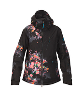 Женская куртка Volkl Mont Blanc black print -70%