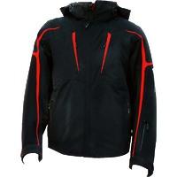 Горнолыжная куртка Volkl Black Jacket black/red -70%