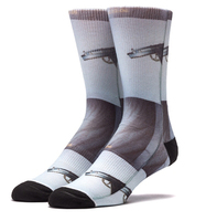 Носки HUF Ari Sublimated photo socks gun