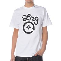 Футболка LRG CC One tee white -50%