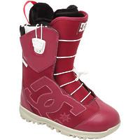 Женские сноубордические ботинки DC Avour Speedlace purple -50%
