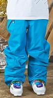 Сноубордические брюки Sub Industries Menace Blue -50%