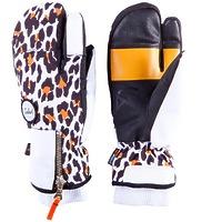 Женские варежки Celtek Hello Operator leopard