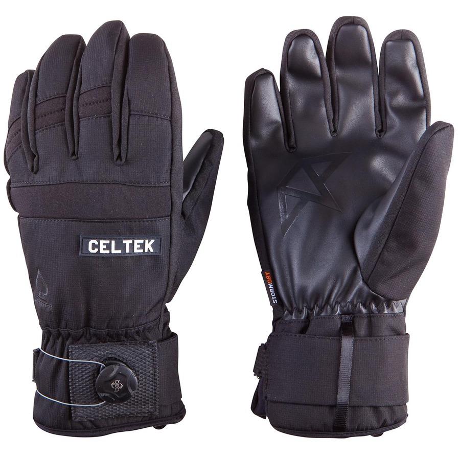Перчатки c защитой запястья Celtek Faded Protec wrist guard black by agency iworldestate.com