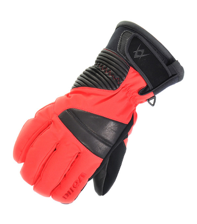 Мужские перчатки Volkl Black Jack glove red by agency iworldestate.com
