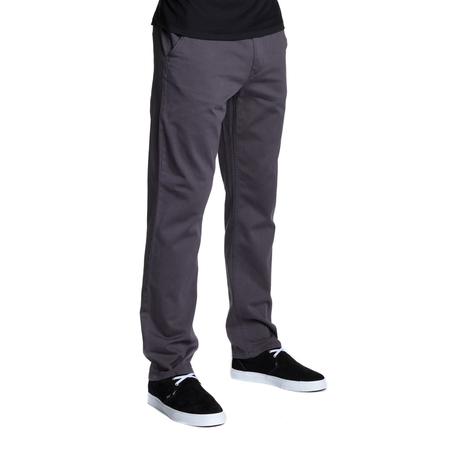 Брюки HUF Fulton Chino pants graphite