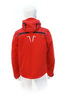 Горнолыжная куртка Volkl Black Flash Jacket red/black print -50%
