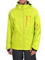 Горнолыжная куртка Volkl Team Race Jacket lime