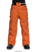Сноубордические брюки Quiksilver High Line shl pnt orange -40%