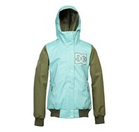 Женская куртка DC Squad marine blue solid -50%