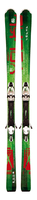 Горные лыжи с креплениями Marker Code Speedwall red+Marker rMotion 12.0 D -40%