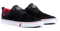 Кеды HUF Ramondetta Pro black-red -50%
