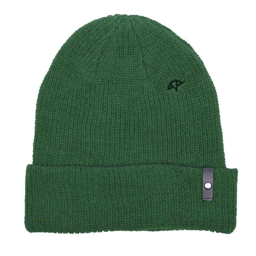 Шапка Celtek Clan beanie green heather -40% by agency iworldestate.com