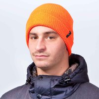 Шапка Celtek Clan beanie safety orange