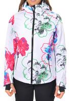 Женская куртка Volkl Silver Star white flowers