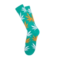 Носки HUF Plantlife Socks jade orange white