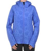 Женская куртка Volkl Silver Star blue lace print-40%