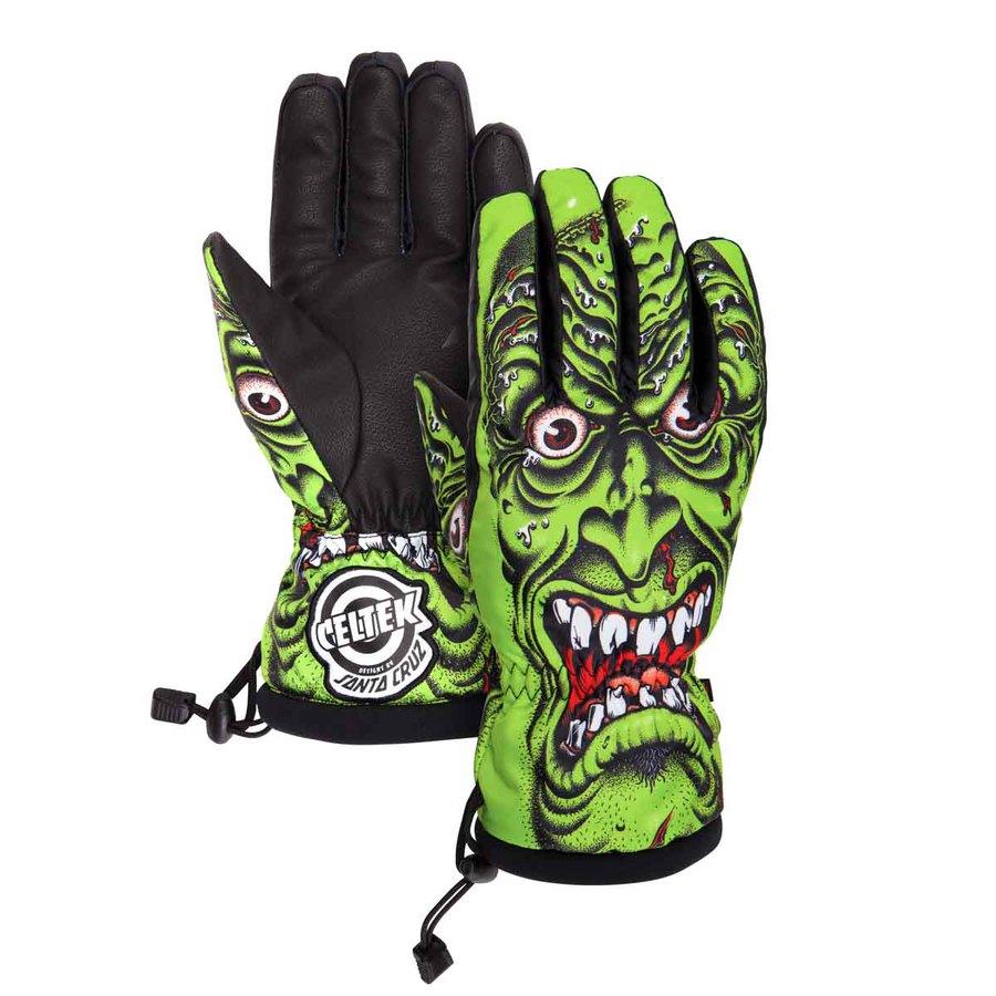 Перчатки Celtek Bitten by a Glove roskopp by agency iworldestate.com