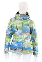 Женская куртка Volkl Annapurna Jacket butterfly diva blue print -40%
