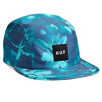 Кепка HUF Floral Volley navy -50%