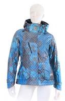 Женская куртка Volkl Annapurna Jacket diva blue print -40%