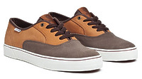 Кеды HUF Mateo soil brown -50%