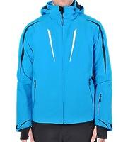 Горнолыжная куртка Volkl Black Flash Jacket azure/black/white -50%