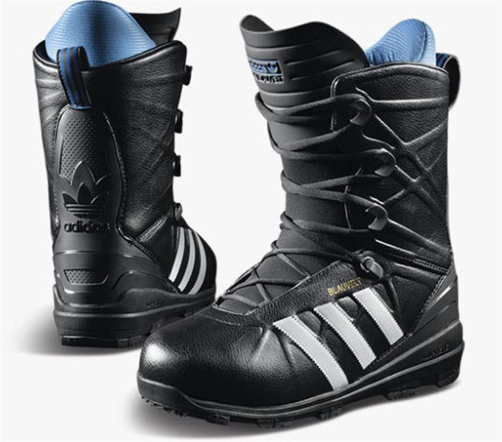 Сноубордические ботинки Adidas Blauvelt black by agency iworldestate.com