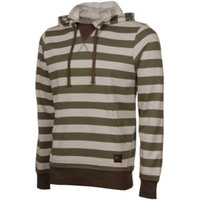Худи RVCA Faction pullover hoodie army drab -50%