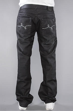 Джинсы LRG The Uprooting True Straight Fit Jean in Black Wash -50% by agency iworldestate.com