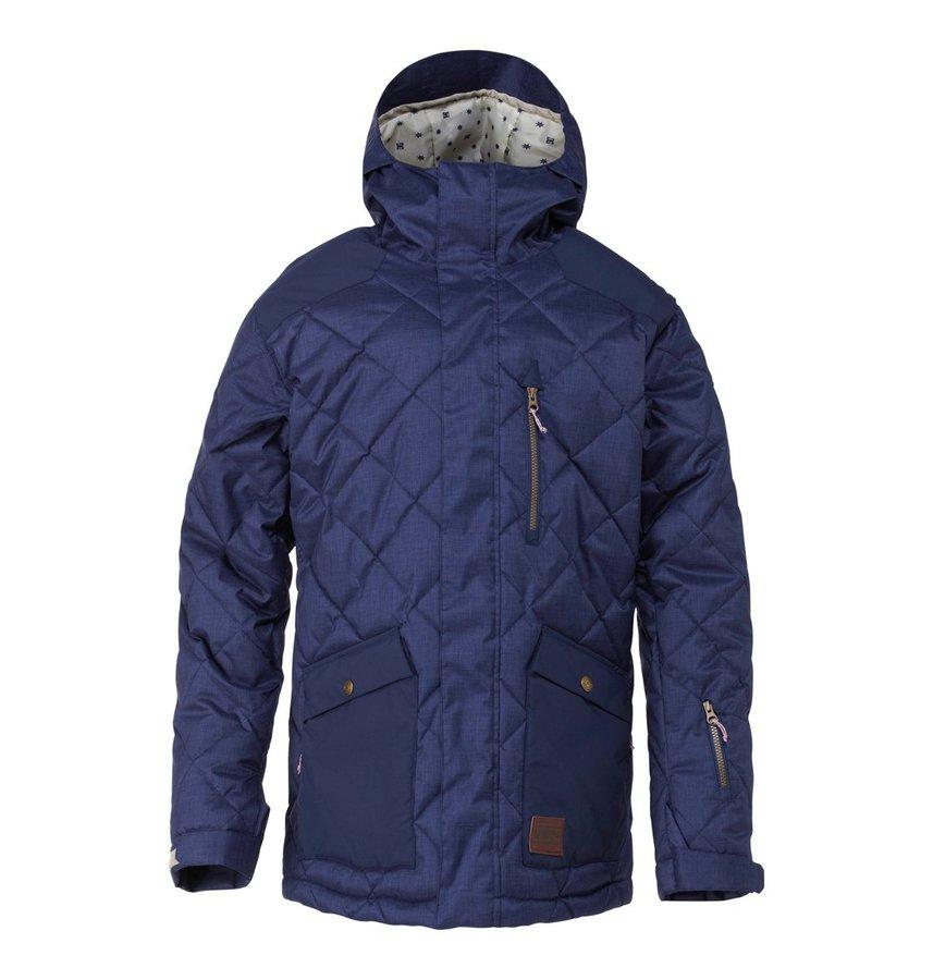 Сноубордическая куртка DC Forest dress blues by agency iworldestate.com