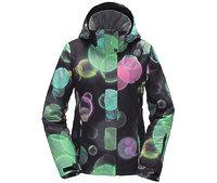 Женская куртка Roxy Jetty JK 2 wbi loght dots -50%