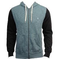 Зип Volcom EDS Slim hoodie vitage blue -50%