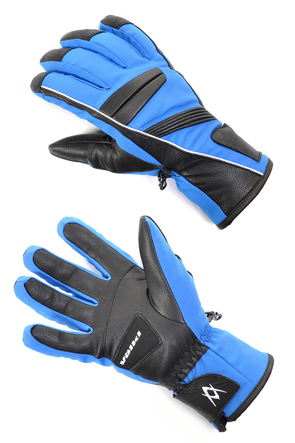 Мужские перчатки Volkl Black Flash glove olympic blue by agency iworldestate.com