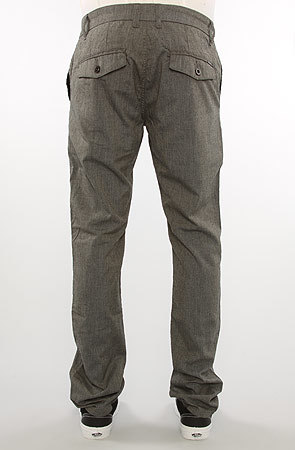 Брюки Ezekiel The Nobelman pants in dark grey -40% by agency iworldestate.com