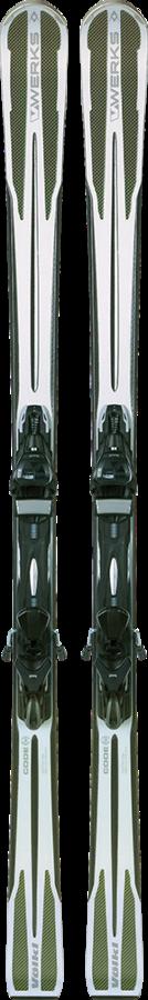 Горные лыжи Volkl с креплениями V-Werks Code+RMoution 14D -40% by agency iworldestate.com