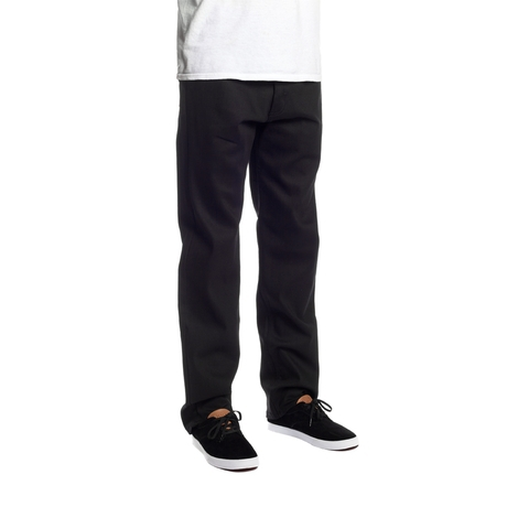 Джинсы HUF Classic 5 Pocket denim regular fit black by agency iworldestate.com