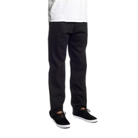 Джинсы HUF Classic 5 Pocket denim regular fit black
