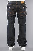 Джинсы LRG The Cultivators True Straight Fit Jean in Dark Indigo Wash -50%