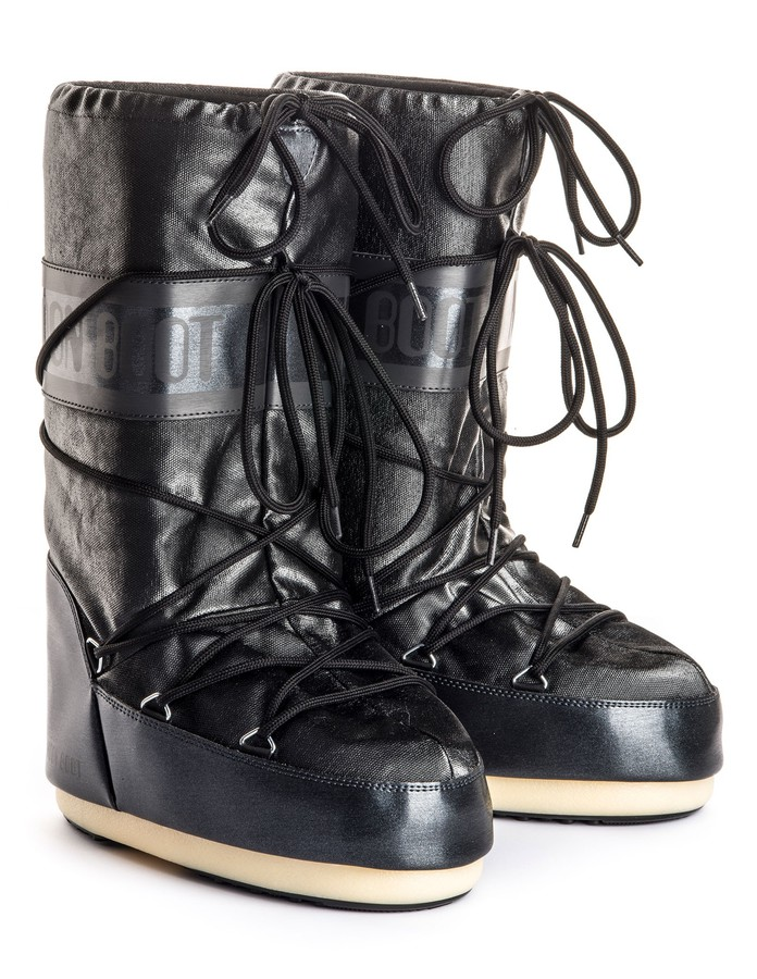 Зимние сапоги, мунбуты Tecnica Moon Boot Charme black by agency iworldestate.com