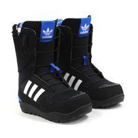 Сноубордические ботинки Adidas ZX 500 black white