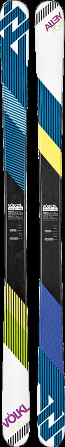 Горные лыжи Volkl с креплениями Alley+Marker Squire 11 -40% by agency iworldestate.com