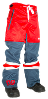 Сноубордические брюки Technine Hockey pant red/navy -40%
