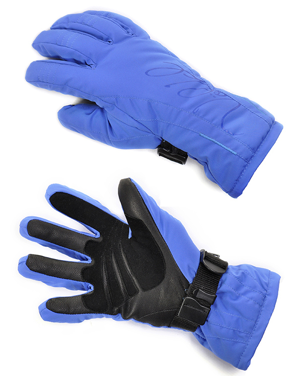 Женские перчатки Volkl Silver Pure glove dazzling blue by agency iworldestate.com