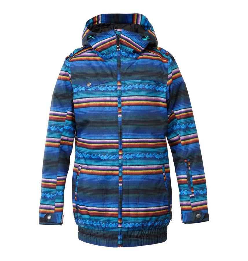 Женская куртка DC Riji daphne stripe by agency iworldestate.com