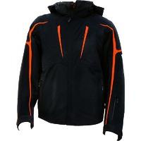 Горнолыжная куртка Volkl Black Jacket black/orange -70%